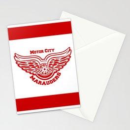 Motor City Snitch Stationery Cards