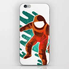 Space Distortion iPhone & iPod Skin