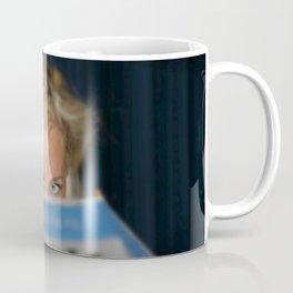 Girl With Umbrella Coffee Mug