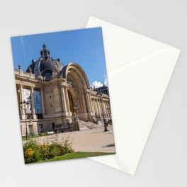 Petit Palais (small palace) in Paris Stationery Cards