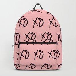 Xo,xo Pink pattern Backpack