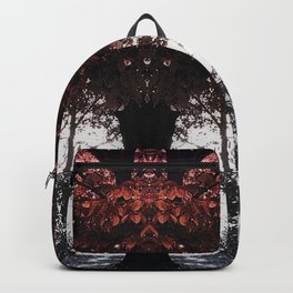 Dressed in red Backpack