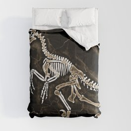 Dino Fossil 2 Comforters