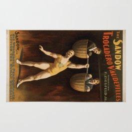 Vintage poster - Vaudeville Rug