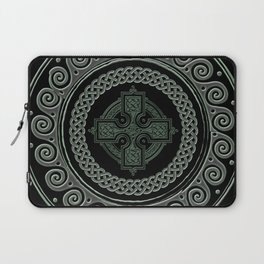 Awesome Celtic Cross Laptop Sleeve