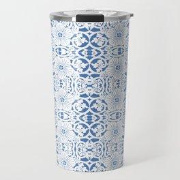 Not Your Nana's Brocade Travel Mug