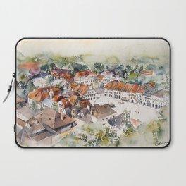Old Marketplace in Kazimierz Dolny | Poland Laptop Sleeve