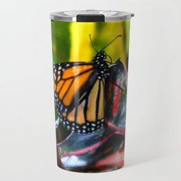 Hawaiian Monarch Travel Mug