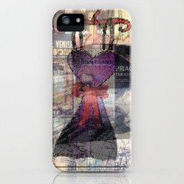 Dresses - Packed and Ready - Steam Ships and Travel Trunks iPhone Case