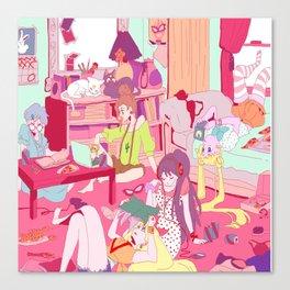 """Study"" Canvas Print"