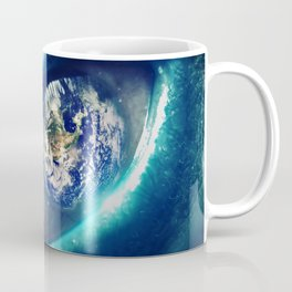 Earths Eye Coffee Mug