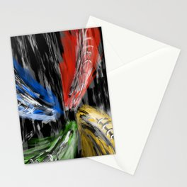 Nameless Abstract  Stationery Cards