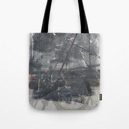 Brooklyn Bridge Abstraction I Tote Bag