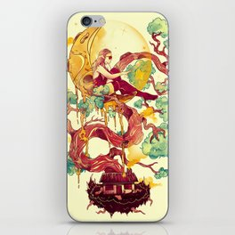 Dreams Astray iPhone Skin