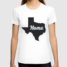 Home Texas T-shirt