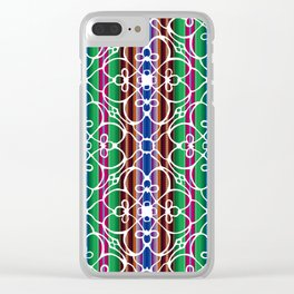 Mariposa Inka Clear iPhone Case