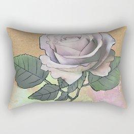 Memory lane rose Rectangular Pillow
