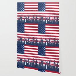 Merican Flag OG Wallpaper