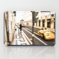 street iPad Cases featuring Street by Sébastien BOUVIER