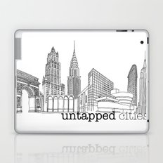 Untapped Cities Laptop & iPad Skin