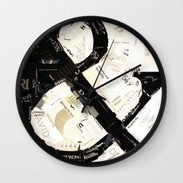 ampersand 01 Wall Clock