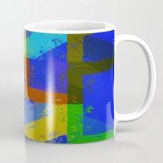Colorful Truth. Blue. Coffee Mug