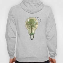green ideas Hoody