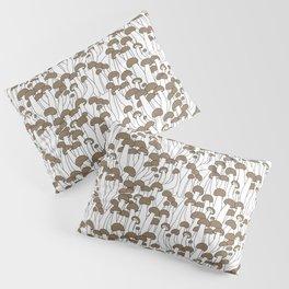 Beech Mushrooms Pillow Sham