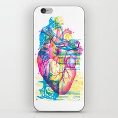 Andreae Vesalii Montage iPhone Skin