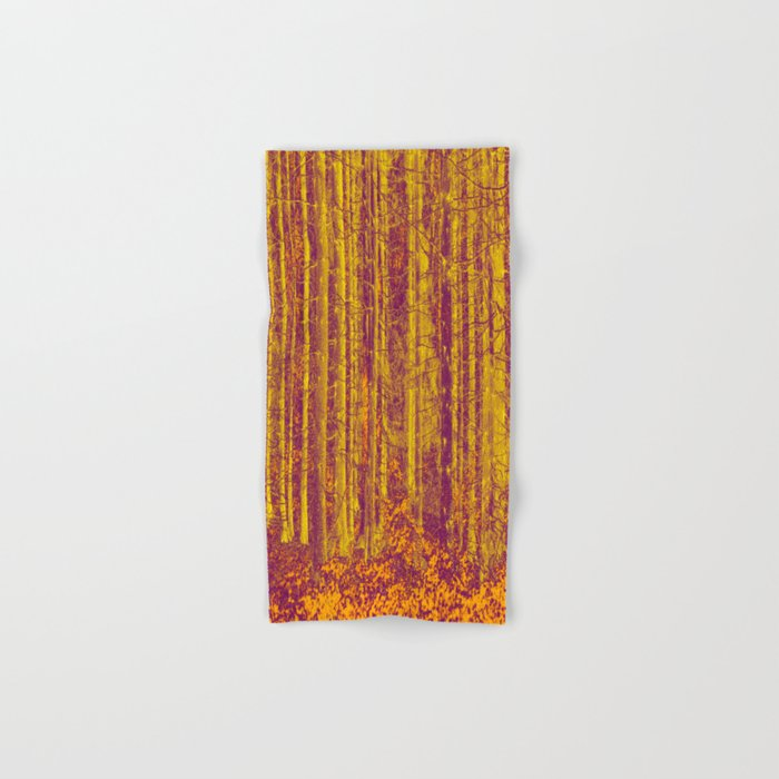 In the middle of the forest #decor #society6 Hand & Bath Towel
