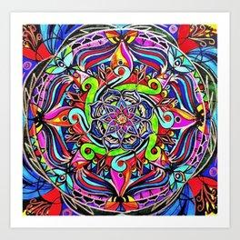Expansive Energy Art Print