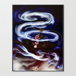 Rebirth Canvas Print