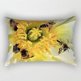 Let Me Be Your Honey Bee Rectangular Pillow