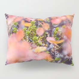 Colorful twigs Pillow Sham