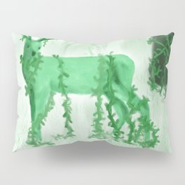 Wild Deer Pillow Sham