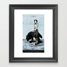 The Hatchet League - Vitoria Framed Art Print