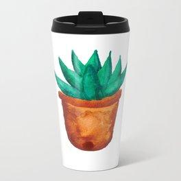 Cactus 3 Metal Travel Mug