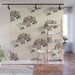 Randy Pancakes Wall Mural
