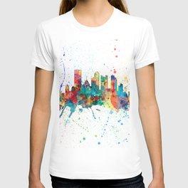 Pittsburgh Pennsylvania Skyline T-shirt