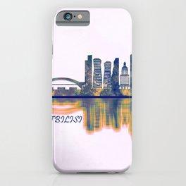 Tbilisi Skyline iPhone Case