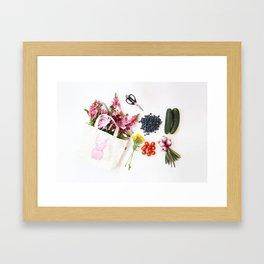 Shop local Framed Art Print