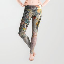 Language of Light Workshop Leggings