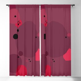 Wish, pattern 02 Blackout Curtain