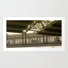 LastCall Art Print