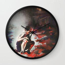Humanity Wall Clock