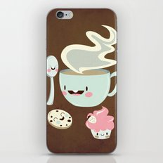 Coffee! iPhone & iPod Skin