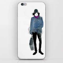 The Sartorialist Sketches 3 iPhone Skin