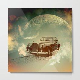 Bentleys Metal Print