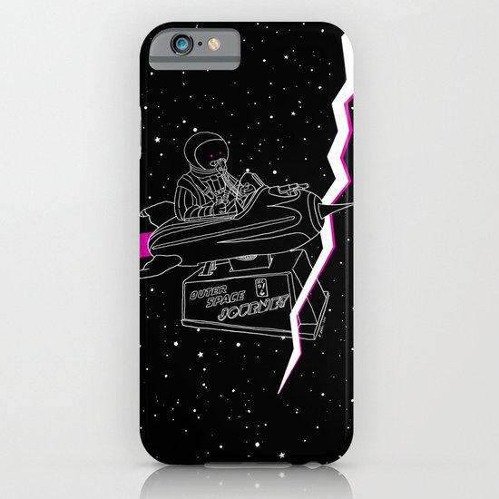 Space Journey iPhone & iPod Case