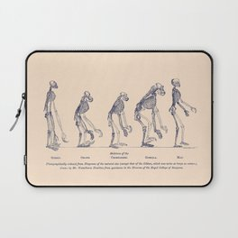 Evidence as to Man's Place in Nature - T. H. Huxley 1863 Laptop Sleeve